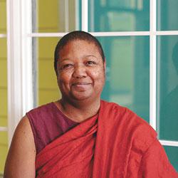 Pannavati Bhikkhuni